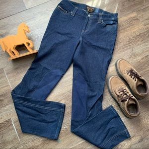 Ariat Boot-Cut Riding Jeans!